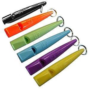 Acme Plastique Sifflet pour chien 210210Pitch Orange