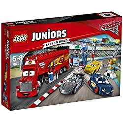 Lego Juniors Gara Finale Florida 500, Multicolore, 10745