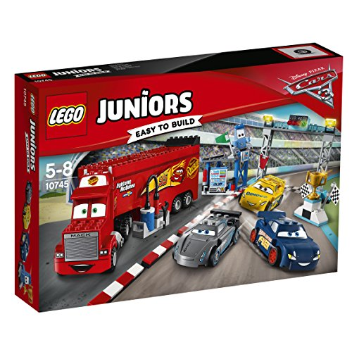LEGO Juniors - Carrera Final Florida 500 10745
