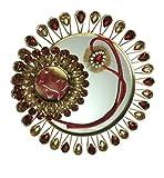 Loops n knots Rakhi Pooja Thali /Platter.Rakhi For Brother On Rakshabandhan Gift for Brother