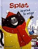 """Afficher """"Splat le chat n° 25<br /> Splat attend la neige"""""""