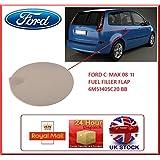 Ford C Max combustible solapa marca nuevo 6M51–405C02-bb 2005-2011CMAX tapones para