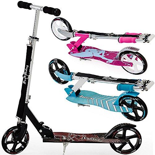 Funsport Scooter Cityroller Tretroller Roller Kickroller City Scooter ABEC7 Kugellagern