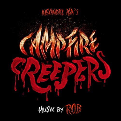 Campfire Creepers (Ltd.Red Vinyl 10''+Mp3) [Vinyl Single] -