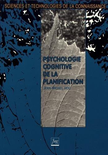 Psychologie cognitive de la planification