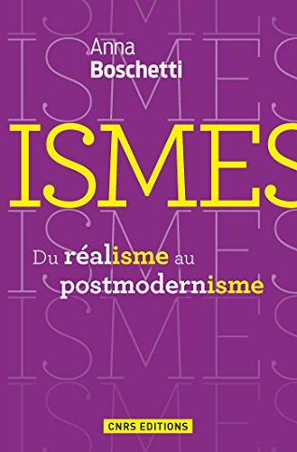 ismes-du-ralisme-au-postmodernisme-du-ralisme-au-postmodernisme