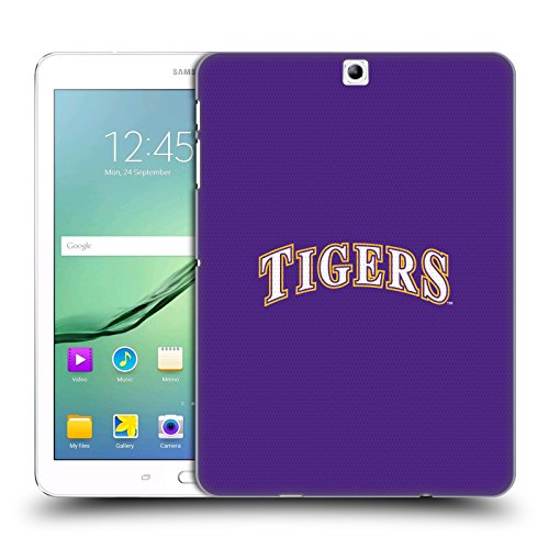 Head Case Designs Offizielle Louisiana State University LSU Baseball-Jersey Ruckseite Hülle für Samsung Galaxy Tab S2 9.7