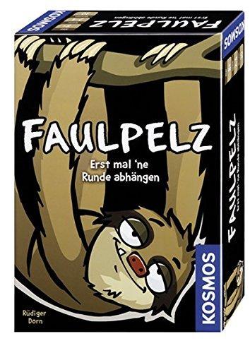 Faulpelz - Erst mal 'ne Runde abhngen [German Version] by Kosmos Verlags-GmbH & Co