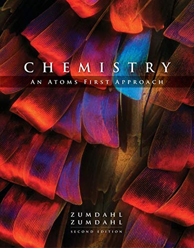 Chemistry An Atoms First Approach PDF Book By Steven S Zumdahl ISBN 0840065329 Genres Free Ebook Download XooBooks Is The Biggest Community For
