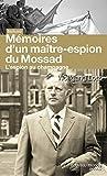 Image de Mémoires d'un maître espion du Mossad: L'espion au champagne