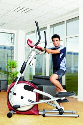Horizon Fitness Elliptical Ergometer -Diamante Rojo E5- - 3