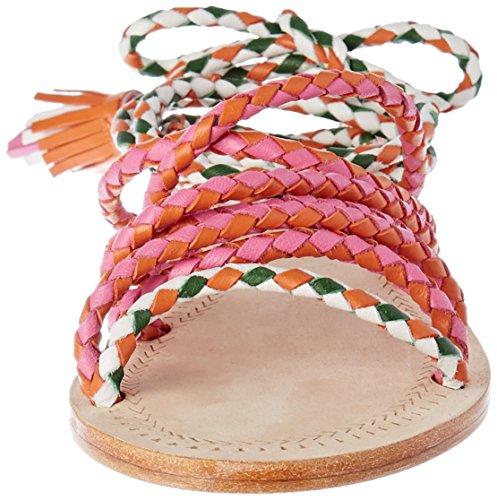 Antik Batik Dori, Tongs Femme Multicolore (Multico)