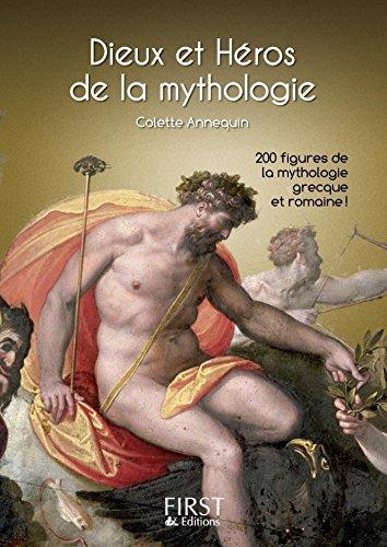 Petit livre de - Dieux et héros de la mythologie grecque
