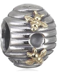 Pandora 790577 - Abalorio unisex de plata de ley