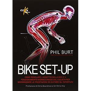 515vOnt%2BfpL. SS300 Bike set-up. Come regolare l'assetto della bici e il posizionamento biomeccanico del ciclista per massimizzare le…