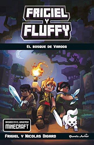 Minecraft. Frigiel y Fluffy. El bosque de Varogg por Frigiel