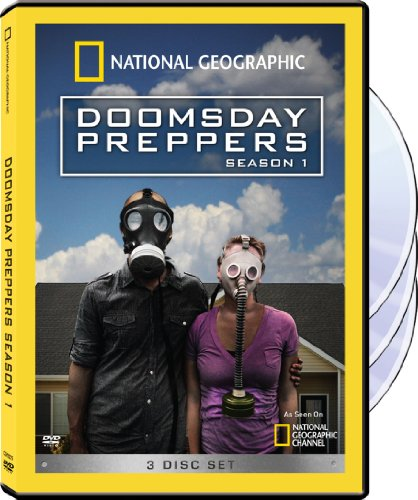 Doomsday Preppers: Season 1 (3pc) / (Ws Dol) [DVD] [Region 1] [NTSC] [US Import] (Doomsday Preppers-dvd)