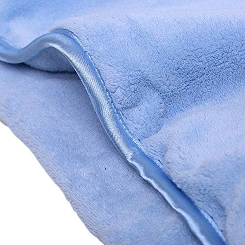 forshuyu Decken Premium Qualität Super Soft Plüsch Baby Decke