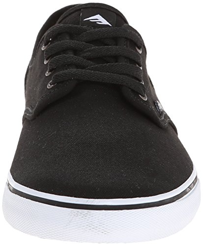 Emerica Wino Cruiser, Herren Skateboardschuhe Black/White