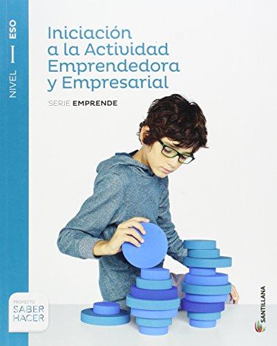 Iniciación a la actividad emprendedora i ed15