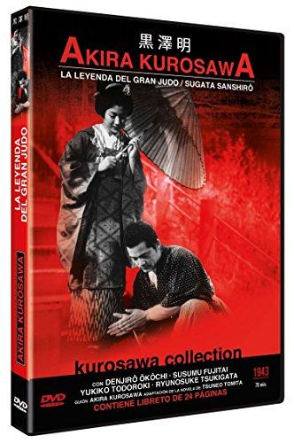 La leyenda del gran Judo [DVD]