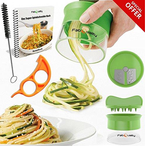 Shopping - Ratgeber 515vTf00VaL Gemüseschneider für raffinierte Beilagen und essbare Deko