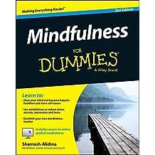 Mindfulness For Dummies by Shamash Alidina (2014-12-03)