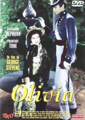 Quality Street [Region 2] [import] by Katharine Hepburn