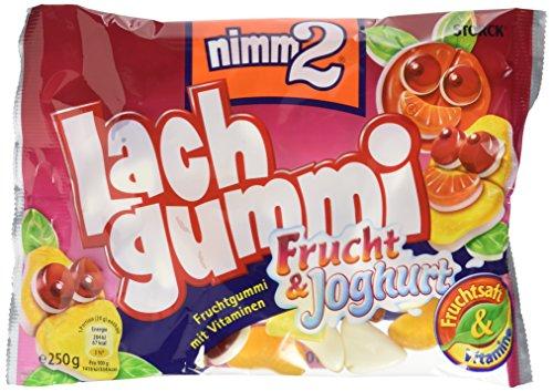nimm2 Lachgummi Frucht & Joghurt (15 x 250g)