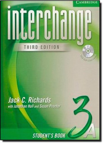 Interchange Student's Book 3A with Audio CD by Jack C. Richards (2004-01-17)