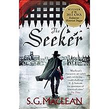 The Seeker: The Seeker 1 (Damian Seeker)