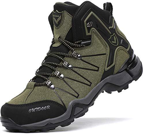 Scarpe da Escursionismo Uomo Calzature da Escursionismo Arrampicata Sportive All'aperto Escursionismo Sneakers