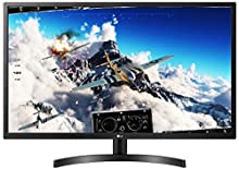 LG 32ML600M-B - Monitor PC Full HD, Compatibile HDR 10, Pannello IPS, Risoluzione 1920 x 1080, 2x HDMI, Tempo di risposta 5ms, Split Schermo (Multitasking), Nero, 32""
