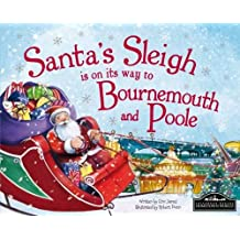 Santa's Sleigh is on its Way to Bournemouth & Poole