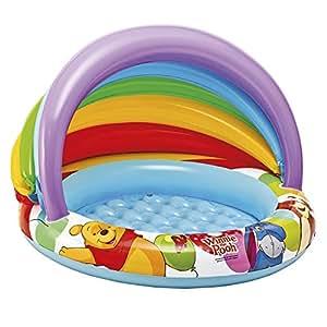 Intex 57424np winnie the pooh piscina per bambini for Amazon piscinas