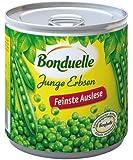 Bonduelle Erbsen feinste Auslese , 6er Pack (6 x 425 ml Dose)