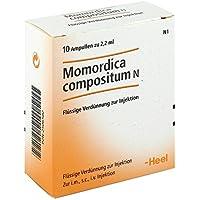 Momordica Compositum N Ampullen 10 stk preisvergleich bei billige-tabletten.eu