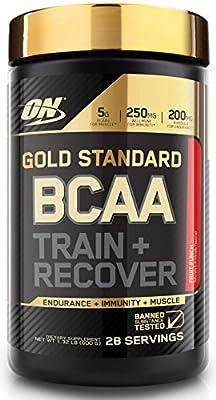 Optimum Nutrition Gold Standard BCAA Powder, 266 g by Optimum Nutrition