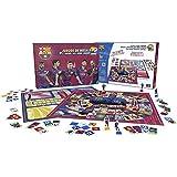 Nanostad - FC Barcelona, parchís y oca deluxe (Giochi Preziosi 34127)