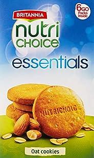 Britannia Nutrichoice Oats Cookies 150 gm