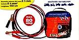 Lampa 90361 Serie Cavi Batterie Moto, 12 V