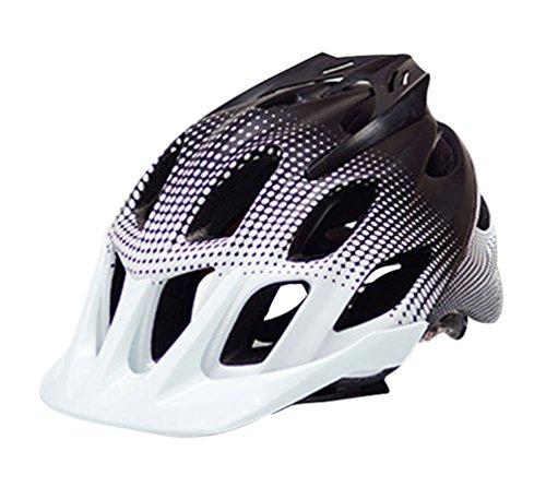 Dooxi Männer Frauen Draussen Sport Sicherheit Fahrradhelm Professionellem MTB Mountainbike Helme 54-58cm
