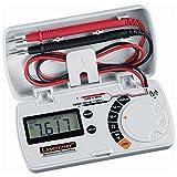 Unbekannt Laserliner MultiMeter Pocket Box Hand-Multimeter digital CAT II 250V Anzeige (Counts): 3.5