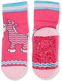 Sterntaler Mädchen Socken Fli Air Zebra