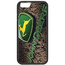 iPhone 6 4.7 Inch Phone Case Black John Deere F5945299