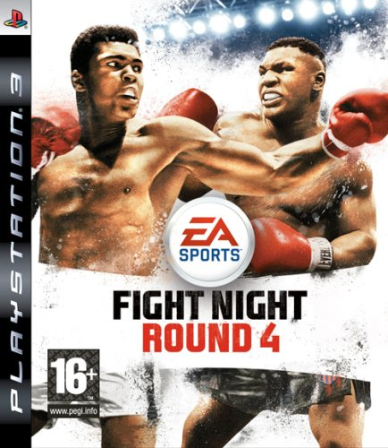 [Import Anglais]Fight Night Round 4 Game PS3