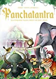 Pandit Vishnu Sharma's Panchatantra: Illustrated Tales From Ancient India (Hardback, Special edition)