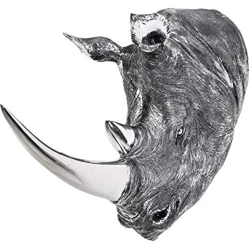Kare Tête de Rhinocéros déco Antique