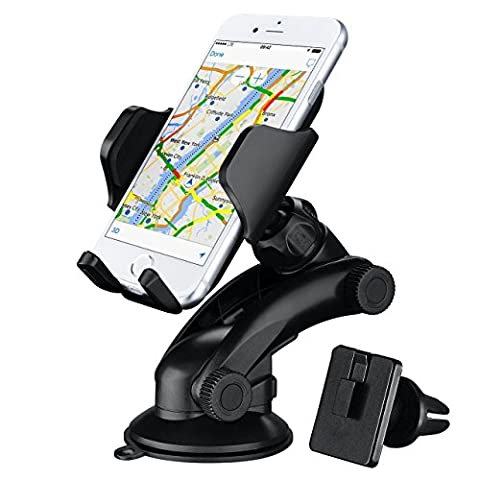 Car Phone Holder, Mpow 2 in 1