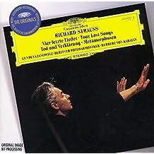 Richard Strauss : Les Quatre derniers Lieder - Mort et Transfiguration - Métamorphoses